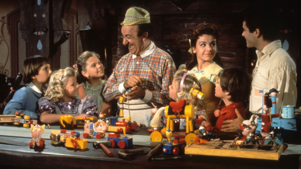 Babes in Toyland (1961) on IMDb: Movies, TV, Celebs, and