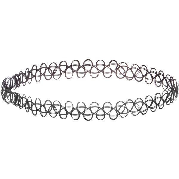 Accessorize Woven Plastic Choker Necklace ($6) ❤ liked on Polyvore featuring jewelry, necklaces, woven jewelry, plastic choker necklace, choker jewelry, accessorize jewelry and plastic choker