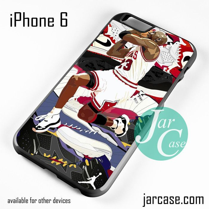 Michael Jordan 23 Phone case for iPhone 6 and other iPhone devices