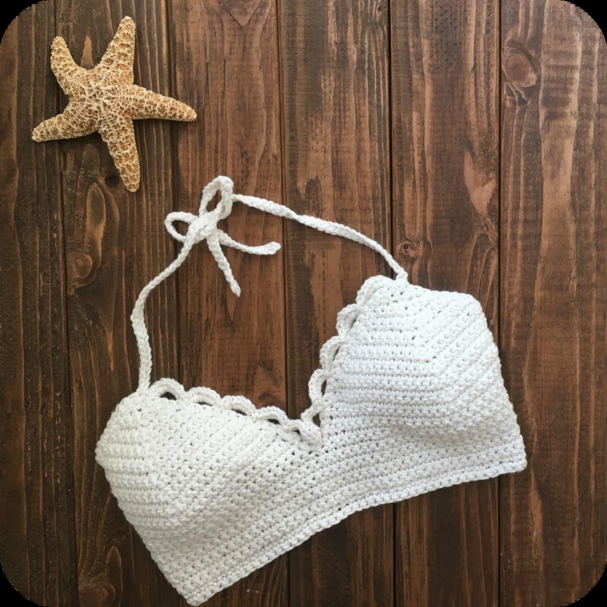 Crochet Top: Leonis Bralette   Tejido, Renovación de ropa y Ganchillo