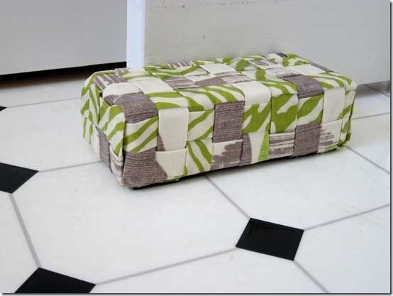 No sew door stop made from a brick & No sew door stop made from a brick | Gift Ideas | Pinterest ...