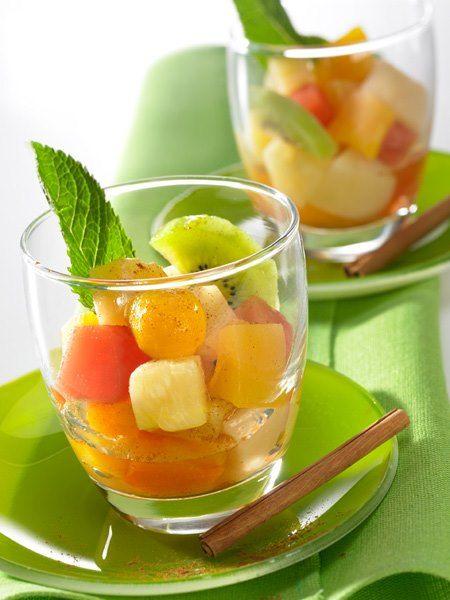 Les fruits sont très important pour notre santé