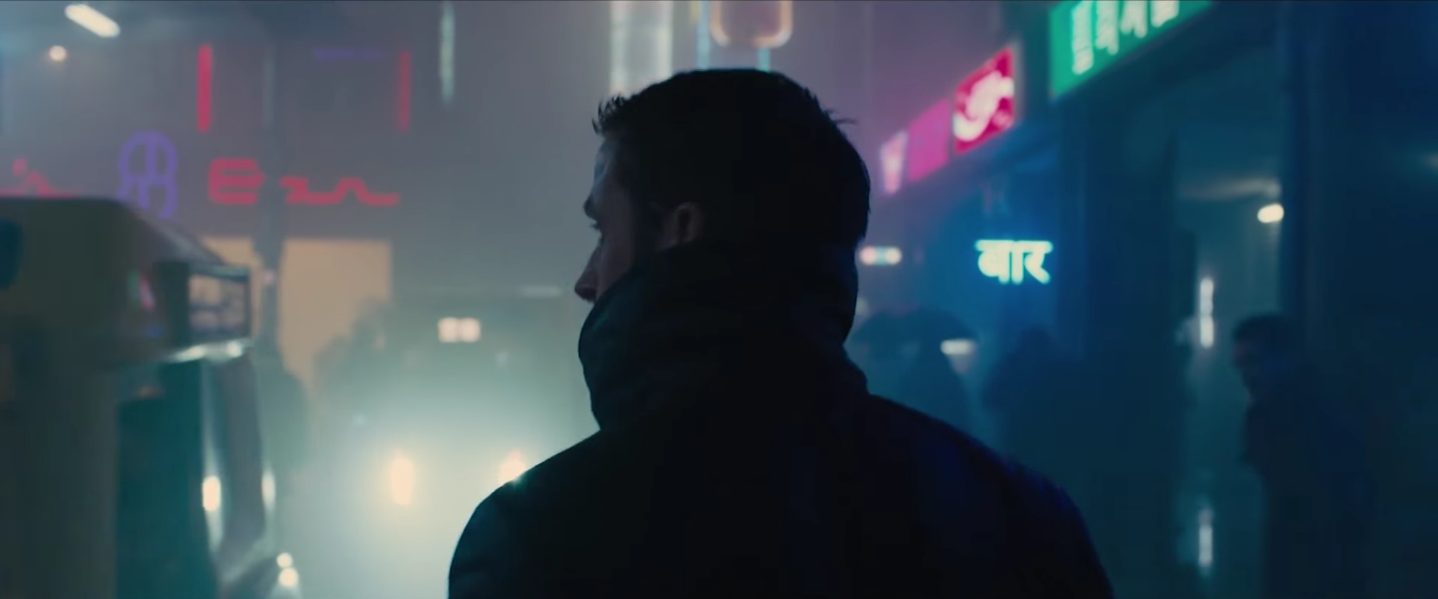 KHS Digital Media Arts  The Cinematography of Blade Runner 2049 Roger Deakins was the cinematographer and he has worked on films like The  Shawshank Redemption  Skyfall  and Sicario  I highly recommend you see  Blade