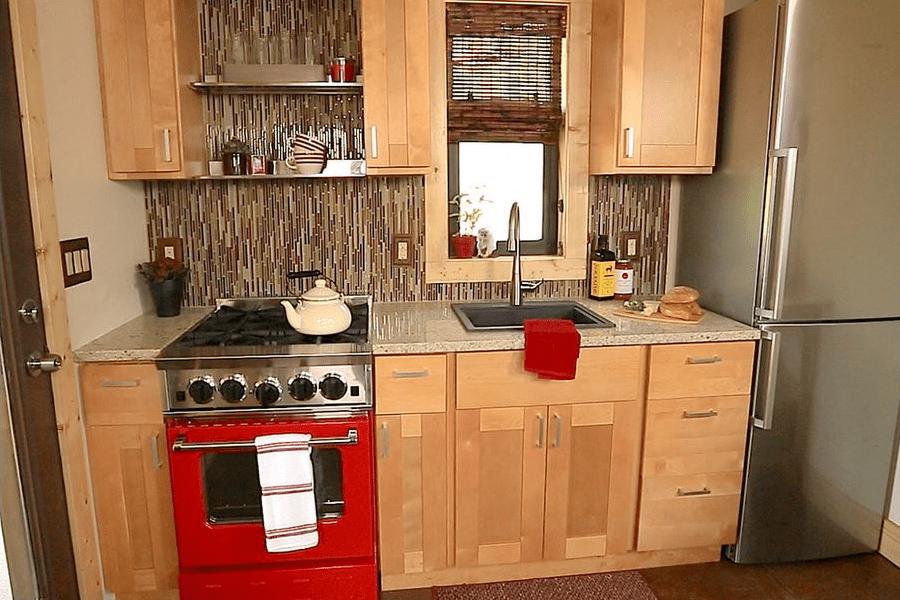 Easy Kitchen Ideas Home Interior Design Ideas In 2020 Tiny House Kitchen House Design Kitchen Simple Kitchen Design