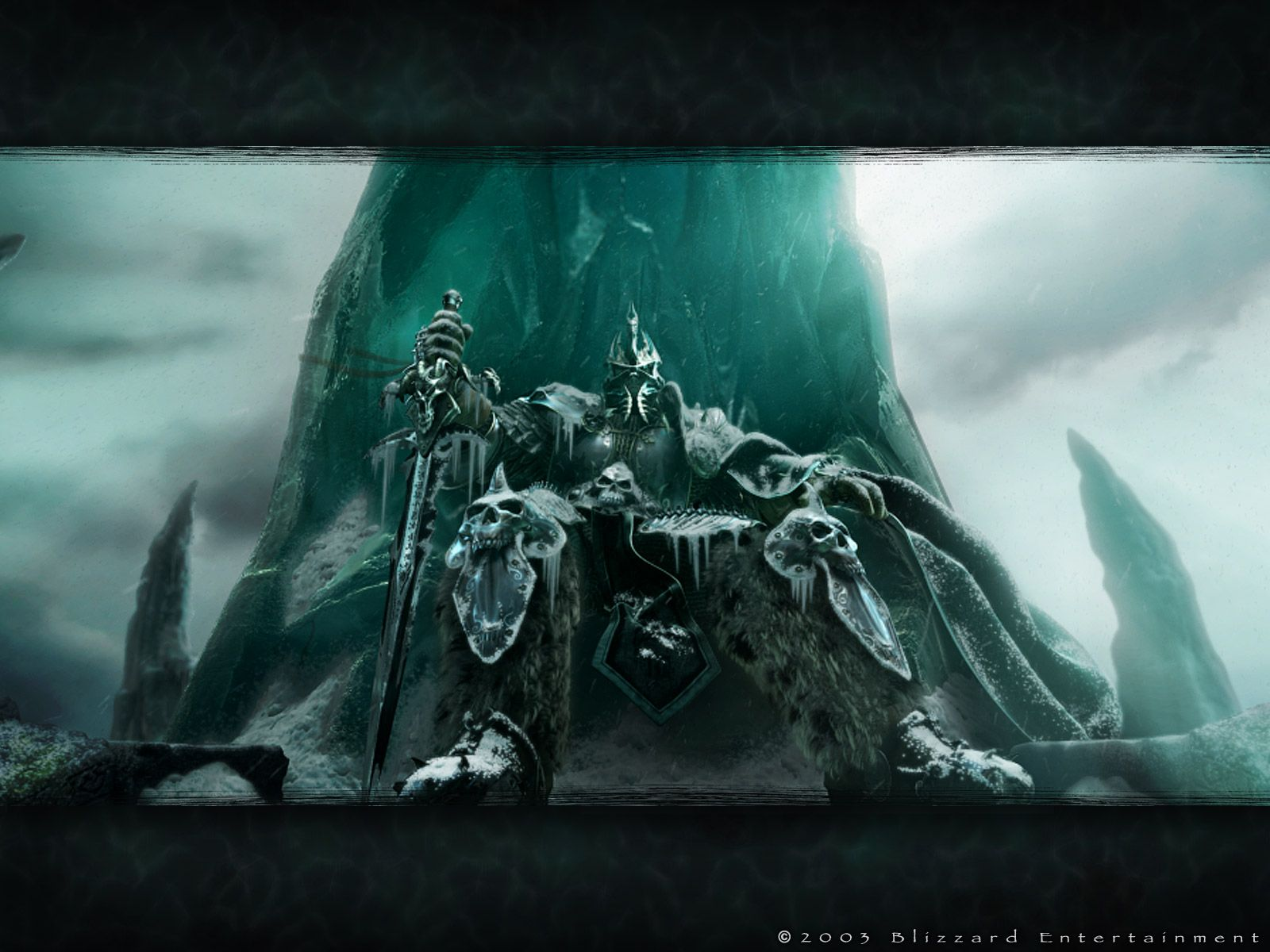Video Game Warcraft Arthas Menethil Wallpaper Lich King
