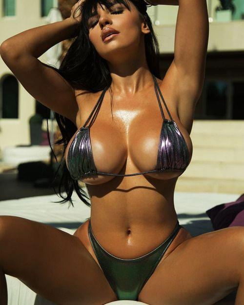 Busty models in micro bikinis hq photo porno