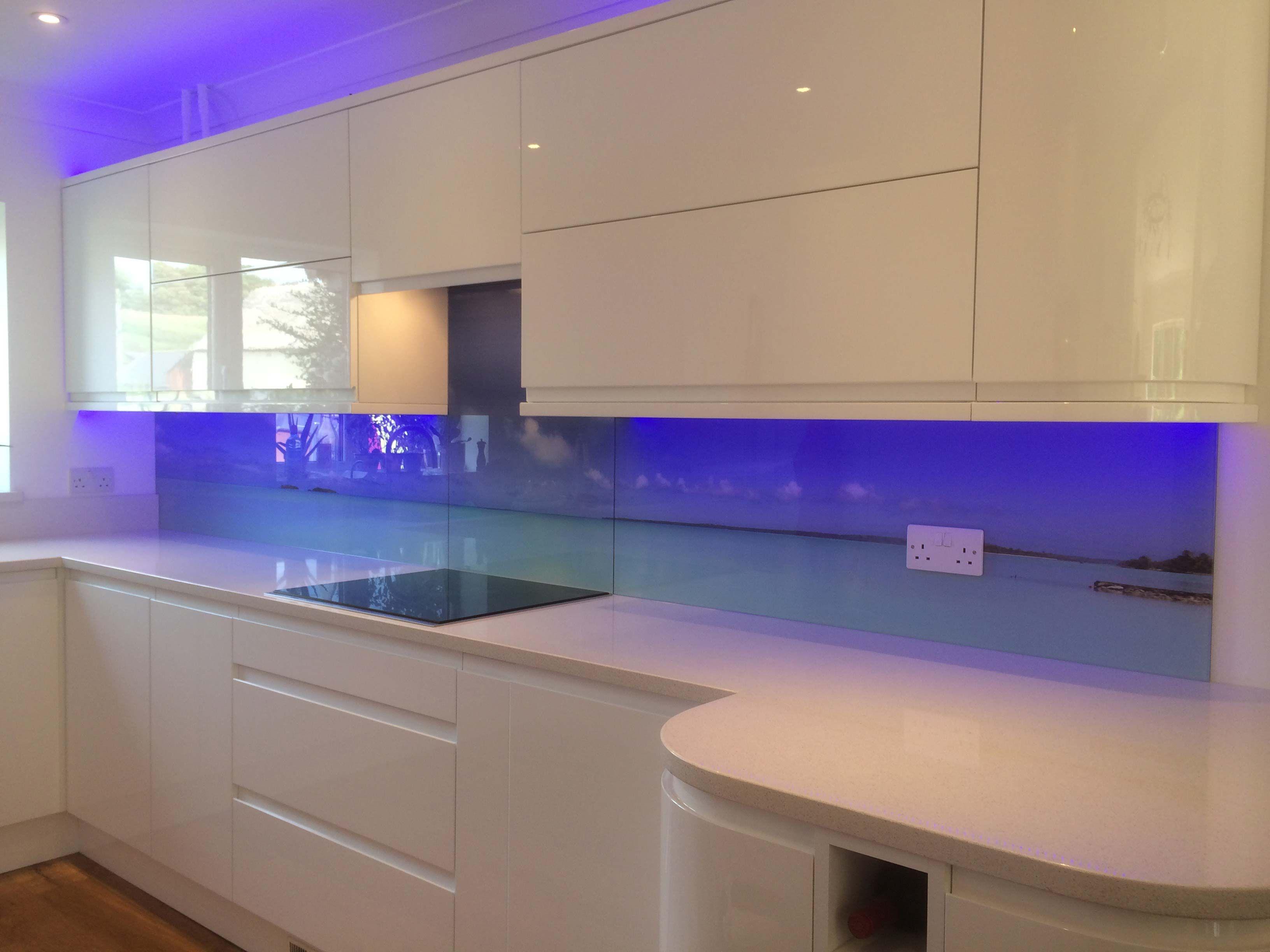 best 25 kitchen glass splashbacks ideas on pinterest