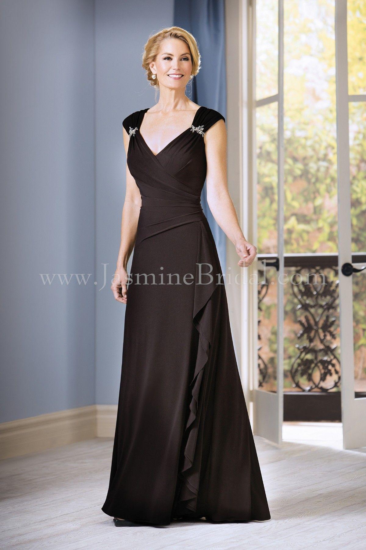Jasmine bridal jade style j185056 in black fall 2016 mother of jasmine bridal jade style j185056 in black evening dresses onlinedress ombrellifo Images