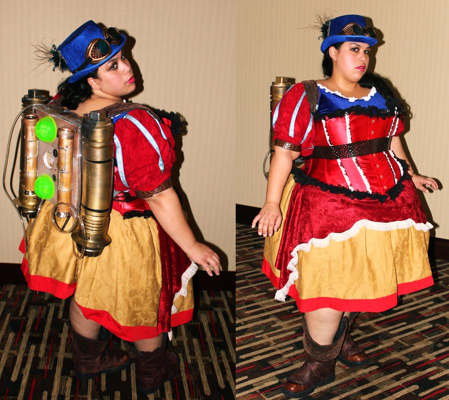 Steampunk Disney Costumes Steampunk Snow White b...