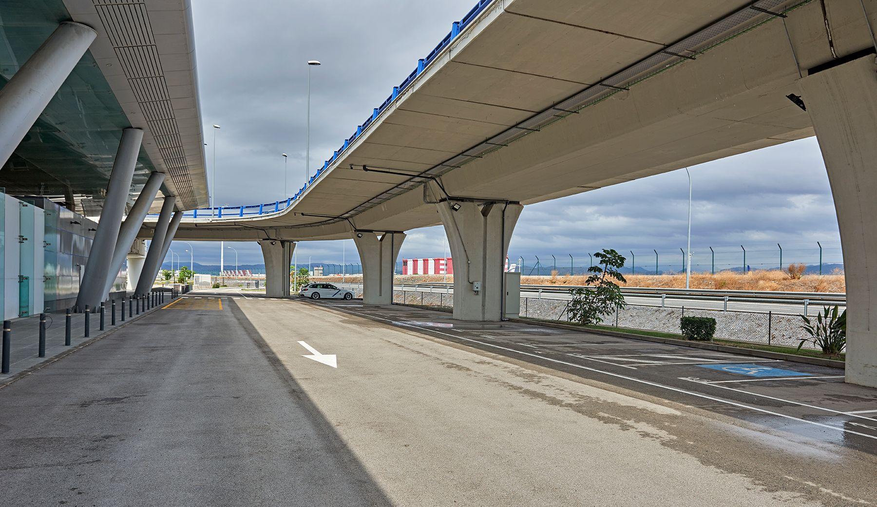 Salidas aeropuerto de Málaga