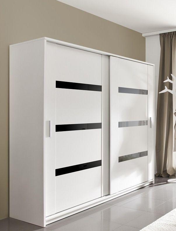presto is een moderne design kledingkast uitgevoerd in de kleur, Deco ideeën