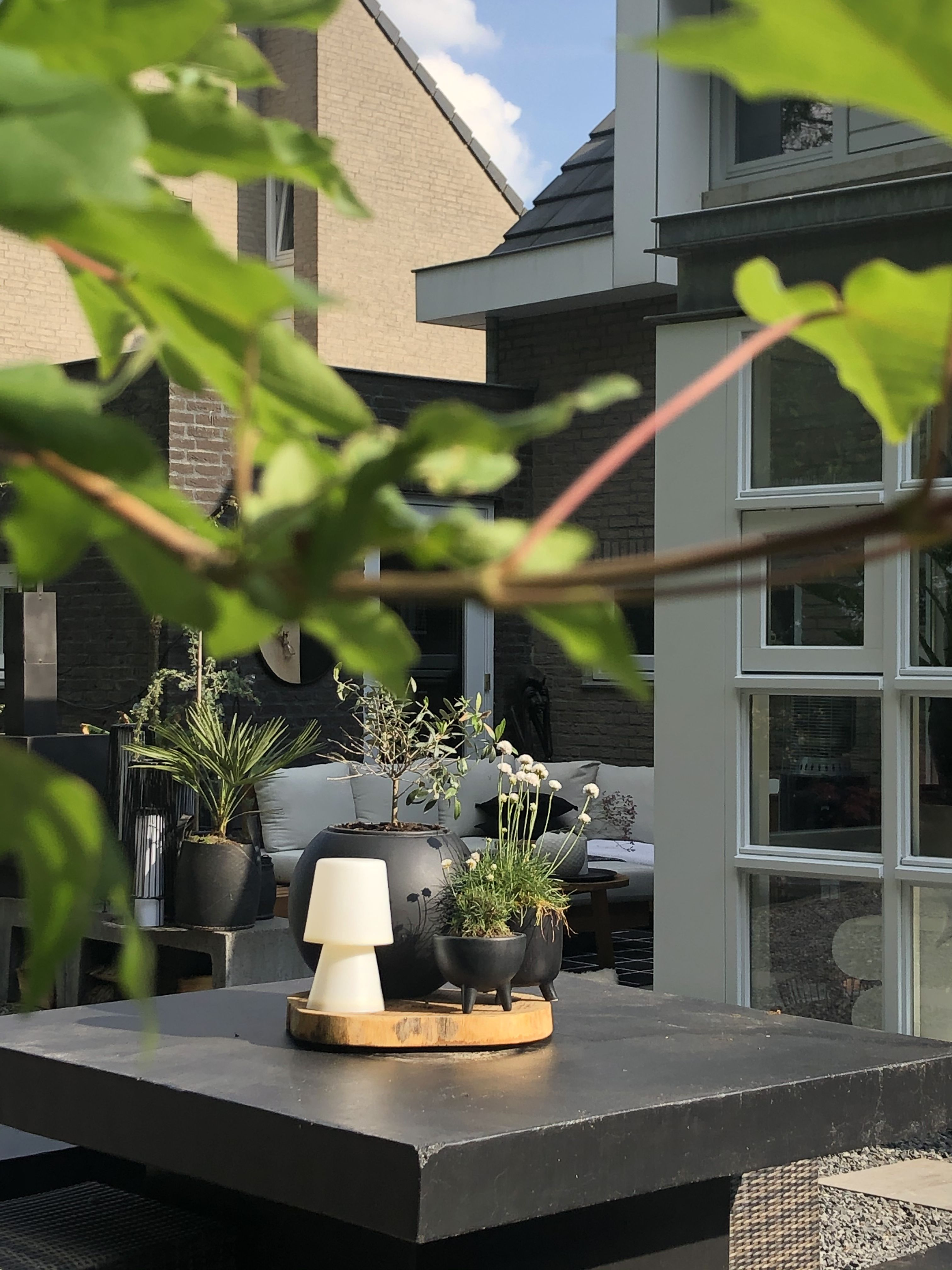 #garden #tuin #tuininspiratie #tuindecoratie #gardendecoration #gardeninspiration