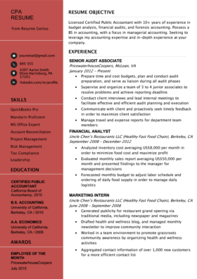 Operations Manager Resume Example Writing Tips Rg Cv Template Word Free Cv Template Word Cv Template