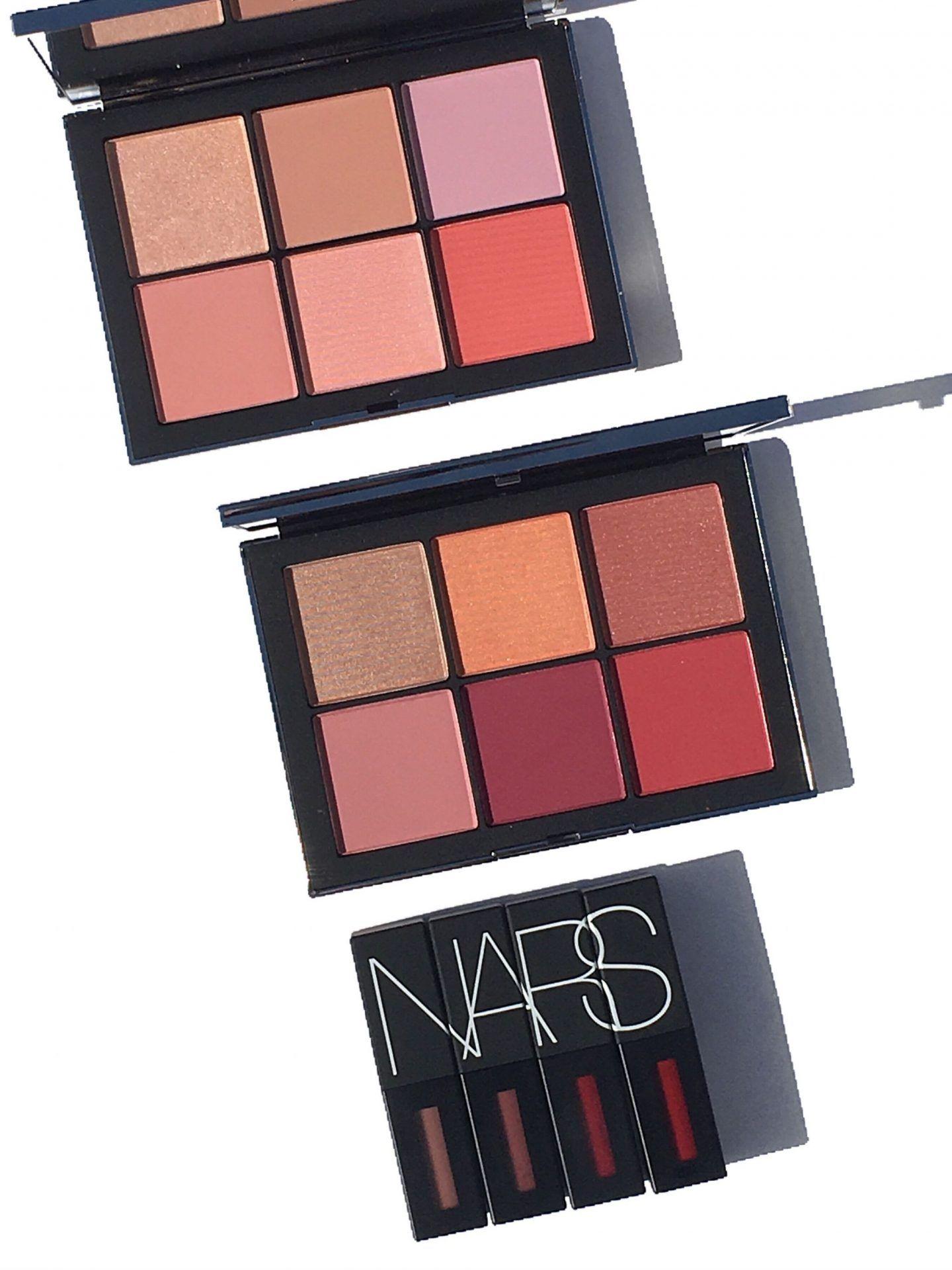 Narsissist nars eye cheek palettes spring catalog photo