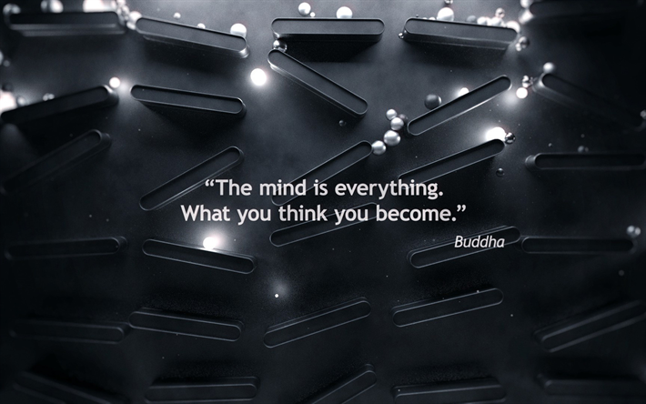Download Wallpapers Quotes Buddha Wallpaper With Motivation Inspiration Hd