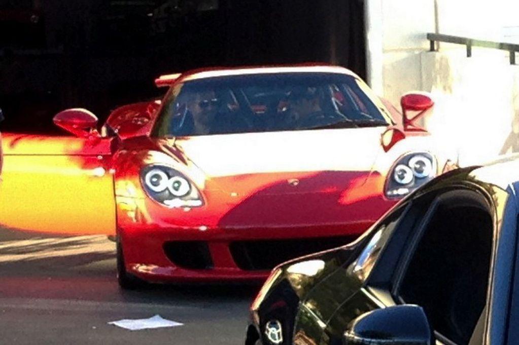 Paul Walker Pictures Of Car He Died In