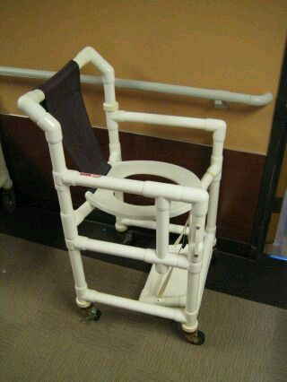 PVC shower chair | DIY and crafts | Pinterest | Pvc pipe, Pvc ...