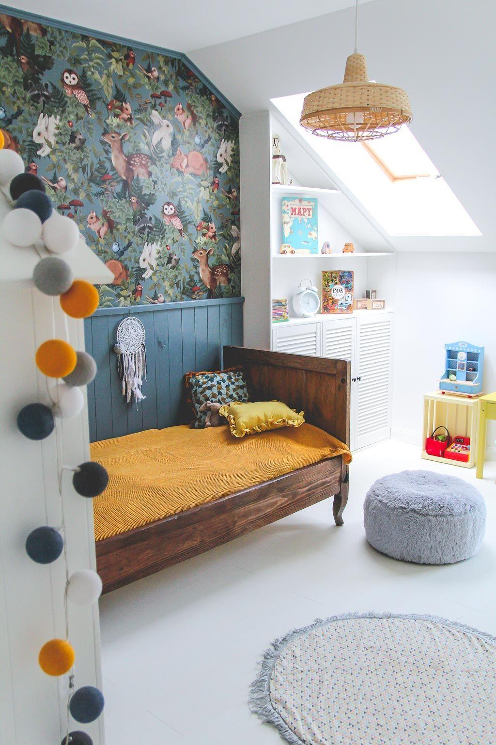 Designing the Ultimate Kids Bedroom Decor: Wallpapers | Kids Rooms ...