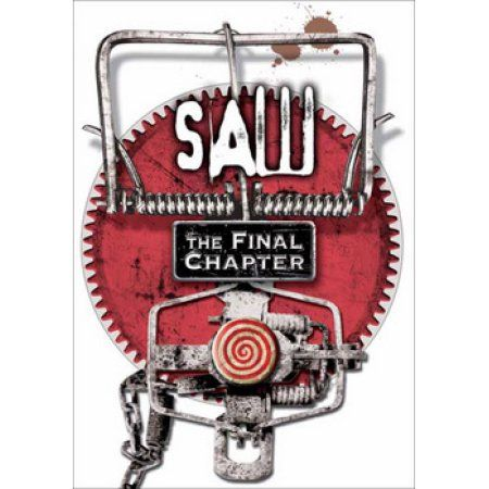 Saw: The Final Chapter (DVD) (Vudu Instawatch Included
