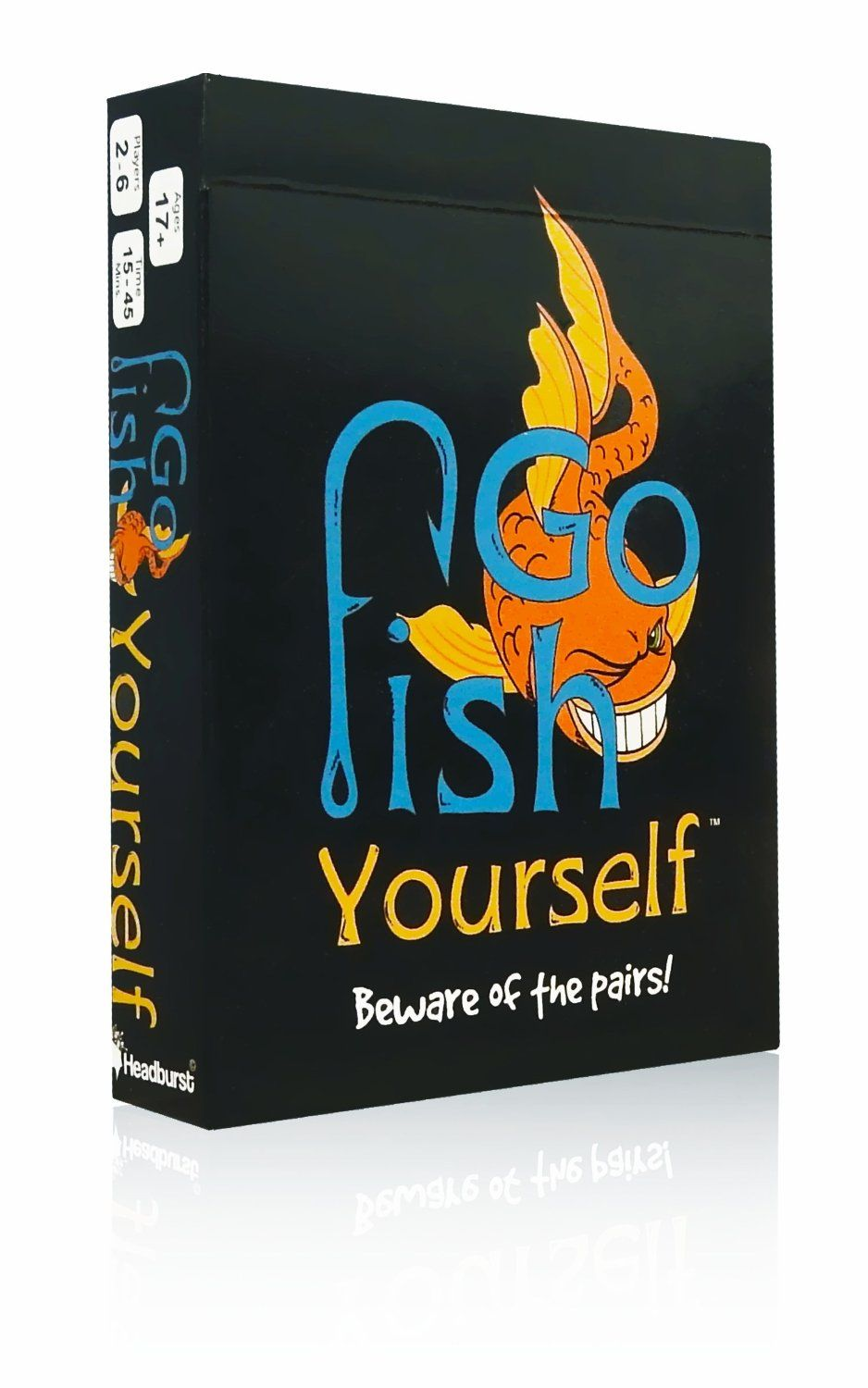 Go fish yourself party game adult party games party
