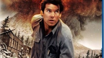 Pierce Brosnan In Dante S Peak About Time Movie Actor