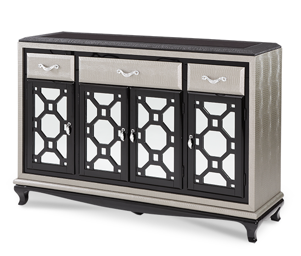Sideboard After Eight By Michael Amini Aico Furniture Michael Amini Furniture Furniture