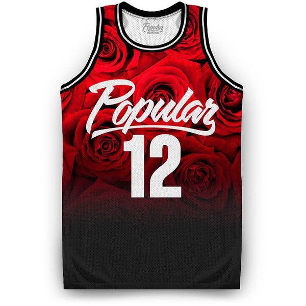 Rose Fade Basketball Jersey Red Popular Demand Basketball Jersey Mint Green Shirts Mint Green Blouses