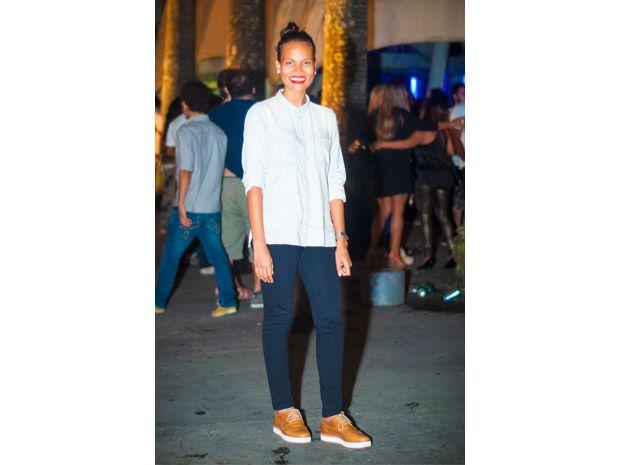 Muitas cores, shortinhos e blusas de seda: avalie os looks do Rio de Janeiro - Looks - Moda GNT