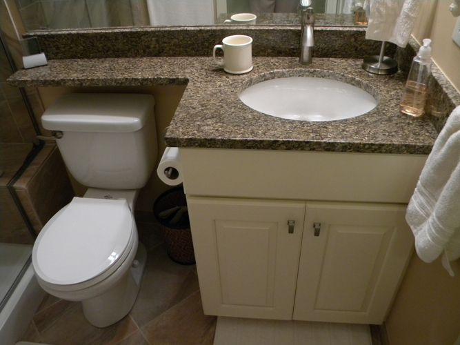 Best Photo Gallery Websites Banjo Vanity top in a Toffee Granite See more at http dreambathsremodeling