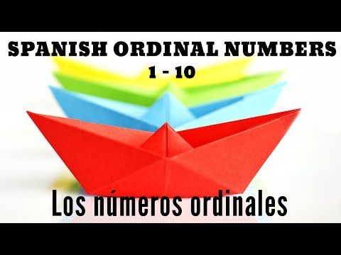 How to write use spanish ordinal numbers in sentences list quiz how to write use spanish ordinal numbers in sentences list quiz ccuart Image collections