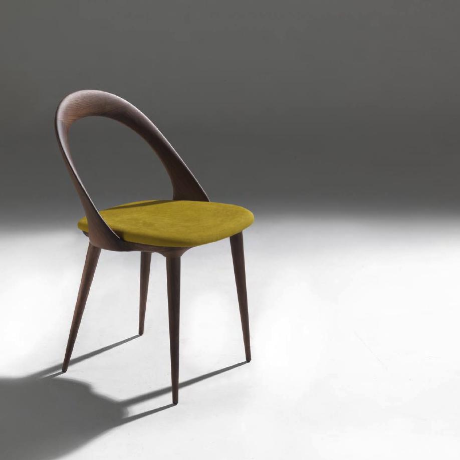 Ester Chair By Porada Diningchairs Velvetchair Chairdesign Comfortable Modern Chairs Ideas