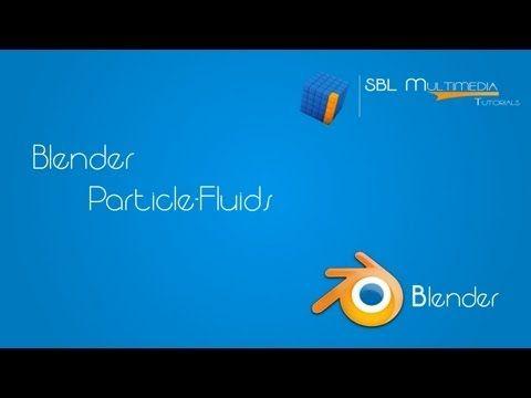 Blender Tutorial: Blender Particle System [deutsch] - SBL Multimedia - YouTube