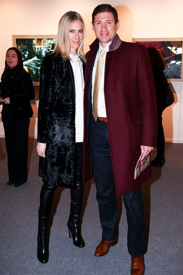 An elegant evening at The ADAA Gala Preview with Amanda Fuhrman, Glenn Fuhrman among the guests