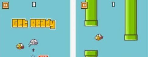 Retirado Flappy bird, el juego triunfante del momento.  #juegos #juegosgratis