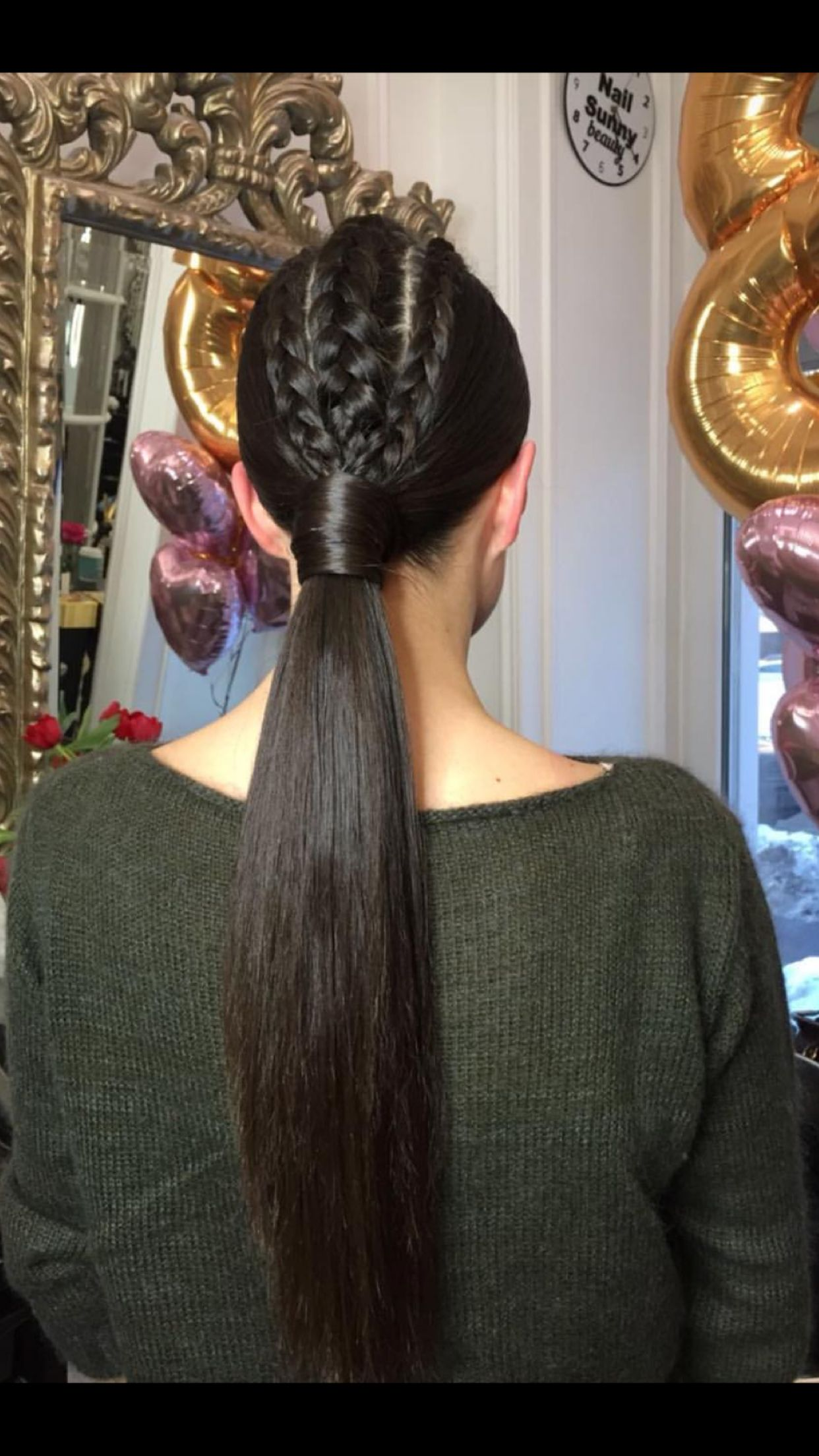 Pin By Christina Aguilar On Hair Competition Hair Dance Competition Hair Dance Hairstyles