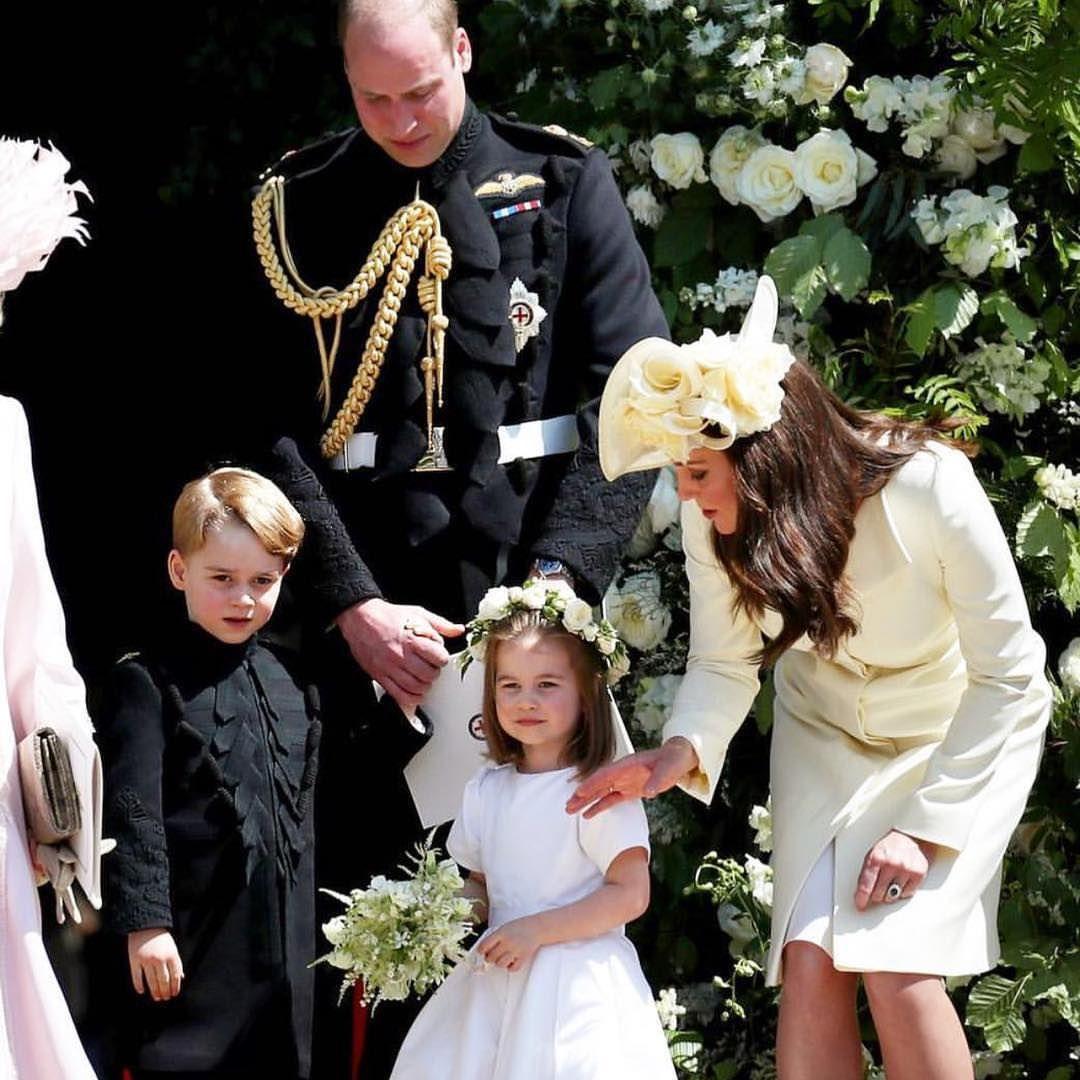 Royal Wedding Of Prince Harry & Meghan Markle Prince