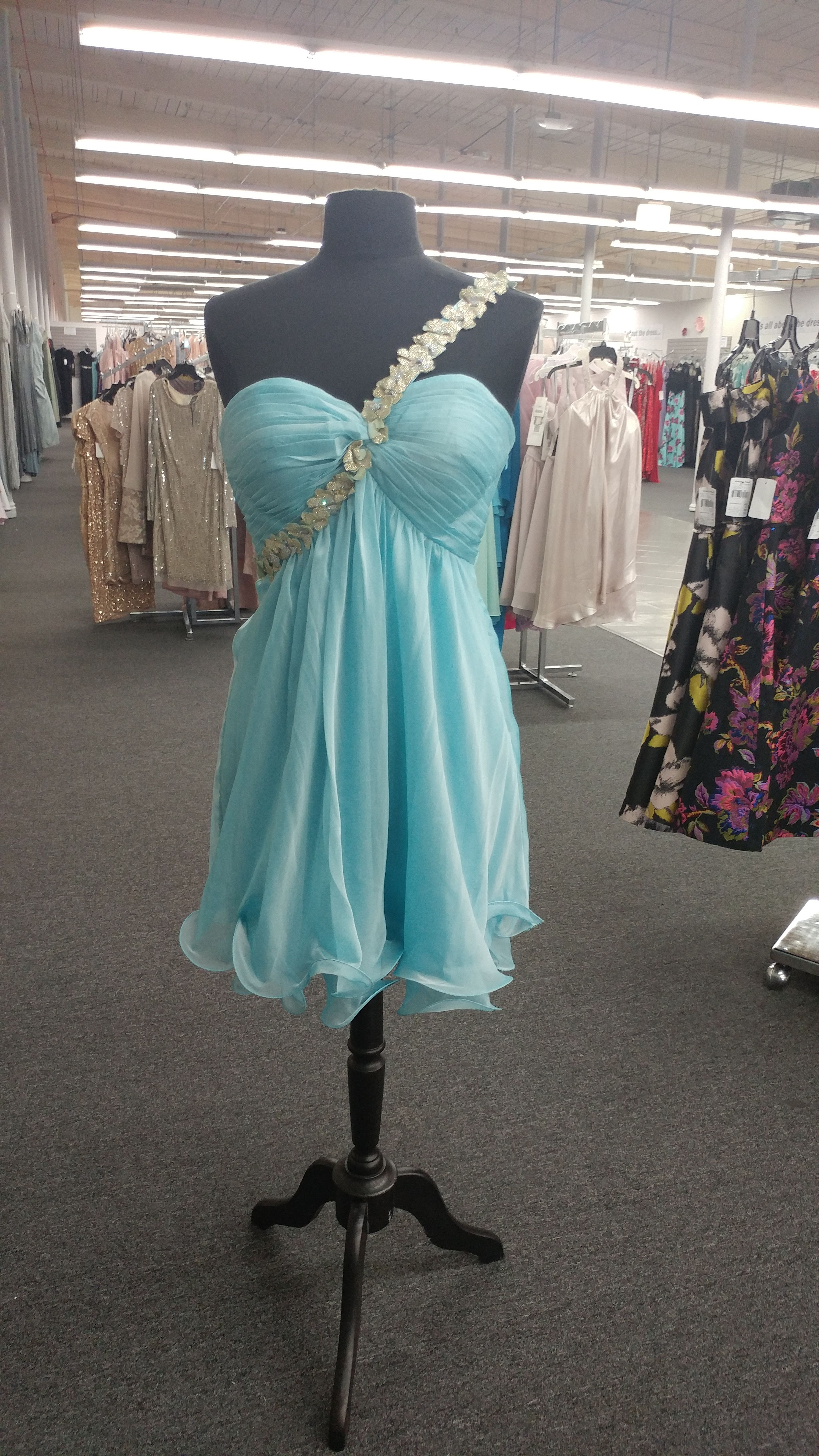 NEW ARRIVAL FROM LA FEMME | Party Dress Express | 657 Quarry Street ...
