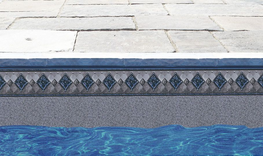 Inground Liner Patterns Pool Supplies Swimming Pool Liners