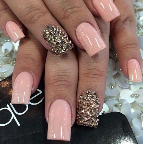 Nice nails hair and make up pinterest rose nails nails and nice nails prinsesfo Gallery