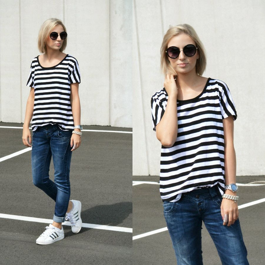 fba8a0ab6a89 Trends: How to Wear Adidas Superstar Sneakers - Lena Penteado ...