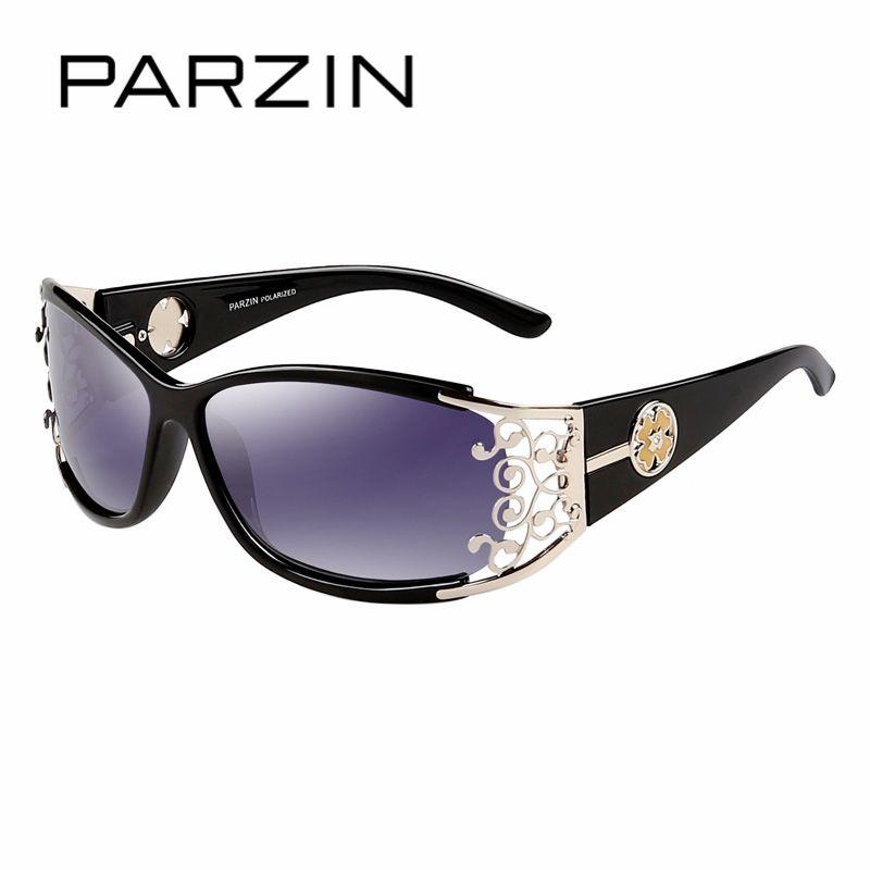 US $20.79 PARZIN 2017 Mujeres Gafas de Sol Para Conducir Tan Real ...