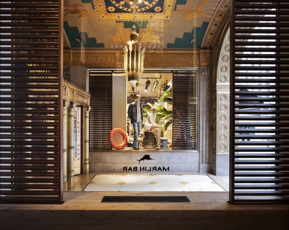 Tommy Bahama - Fifth Avenue - New York