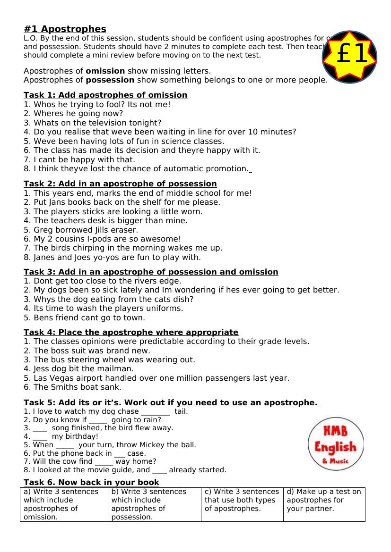 - SPaG Intervention Worksheets Worksheets, Teaching, Teaching