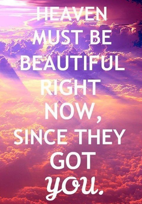 Pin by Stephanie Smoot on ღJustin & Heaven ღ | Pinterest | Grief ...
