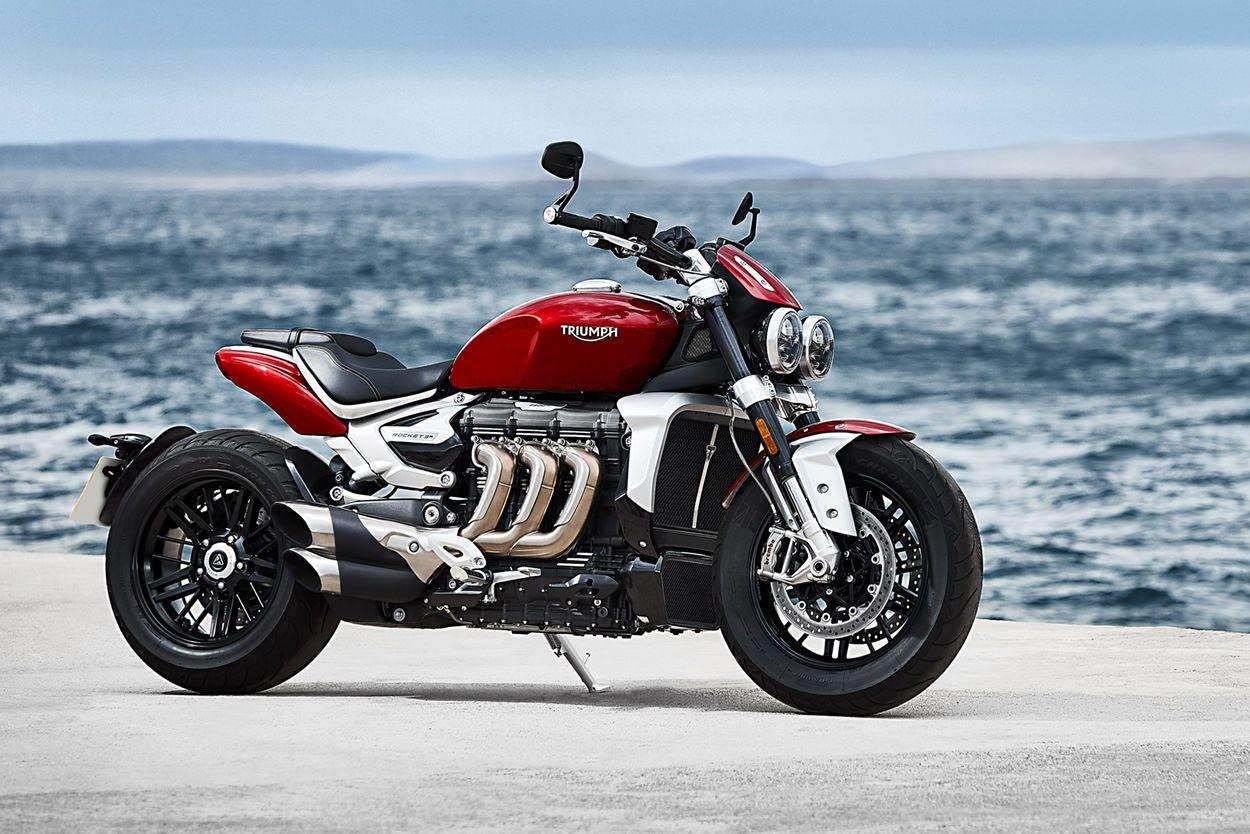 Custom Bikes Of The Week 4 August 2019 Triumph Rocket Triumph