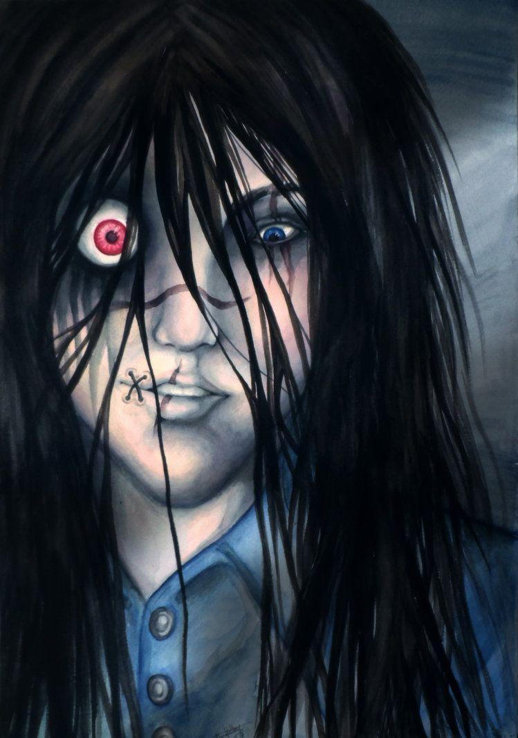 008 The Doll Maker by AyatoNyaa creepypasta Pinterest