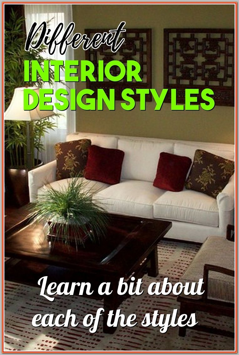 Interior design styles by sharon there are many different ways to go about completing one project and if you know