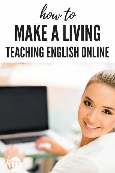 How to Find a Job as an English Teacher Online | Make Money from