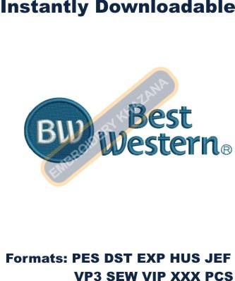 Best Western Embroidery Design Embroidery Designs Western Embroidery Embroidery Logo