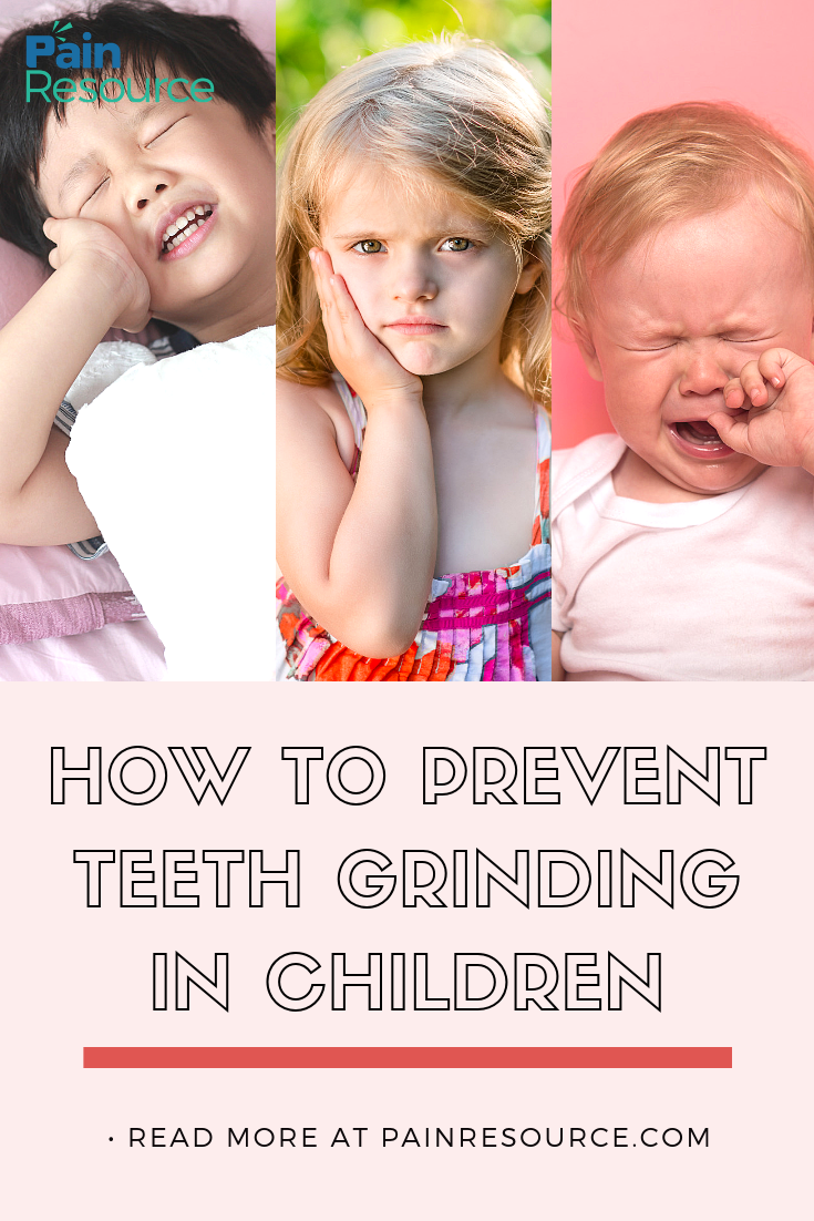 How To Get My Child To Stop Grinding His Teeth